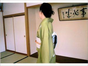 小林豊子きもの学院洞爺湖教室(菊地先生)
