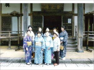 小林豊子きもの学院大滝教室(菊地