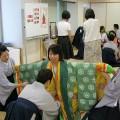 北海道高等学校家庭科教育研究協議会 服飾文化セミナー