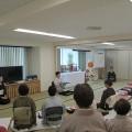 授豊の会&公開講座開催しました