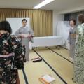 きつけ舞ショー&組ひも・和裁講習会 開催しました。