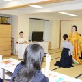 高校教諭体験研修講座を担当いたしました。
