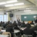 北翔大学にてマナー講座