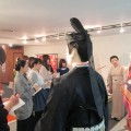 教育大学 和装文化教室スタート!