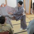 着装道宮島流衣紋 研修を実施。